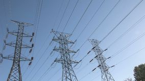 Power Pylons and Lines