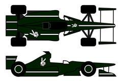 Power racing Stock Image