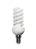Power saving lamp Royalty Free Stock Image
