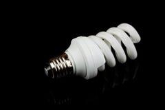Power saving up lamp Stock Images