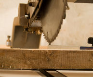 Power Saw royalty free stock image