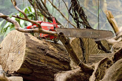 Power saw Royalty Free Stock Photography