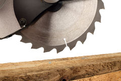 A power saw Royalty Free Stock Images