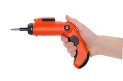 Power screwdriver Stock Photos