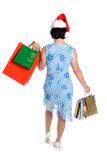Power shopping Royalty Free Stock Photography