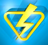 Power sign Stock Images