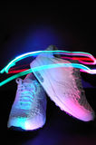 Power sneaker Royalty Free Stock Photography
