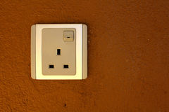 Power Socket Royalty Free Stock Images