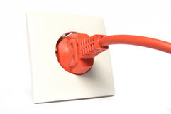 Power Socket Royalty Free Stock Photo