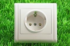 Power socket Royalty Free Stock Photography