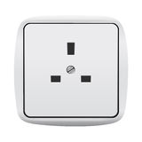 Power socket Royalty Free Stock Photography