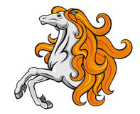 Power stallion Royalty Free Stock Photo
