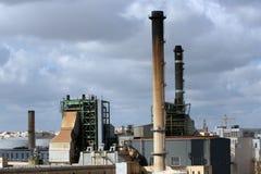 Power station stock photos