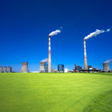 Power Station Stock Images