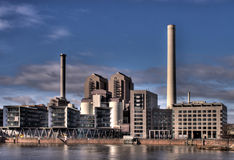 Power Station royalty free stock photo