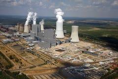 Power Station Royalty Free Stock Photos