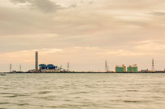 The power station Royalty Free Stock Photography