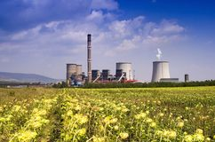 Free Power Station Royalty Free Stock Image - 3027686