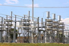 Free Power Station Royalty Free Stock Photos - 39854258