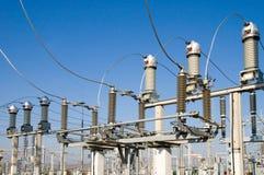 Power station Royalty Free Stock Photo