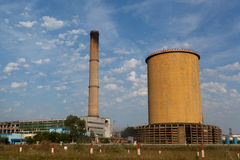 Power station Stock Photography