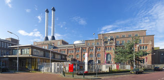 Power station exterior Stock Photography