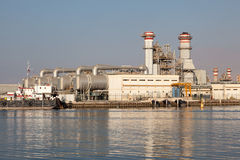 Free Power Station In Ras Al Khaimah Royalty Free Stock Images - 50528159