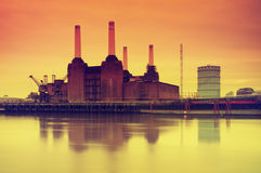Power Station, London Royalty Free Stock Photo