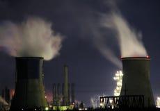 power station1 Στοκ Εικόνα