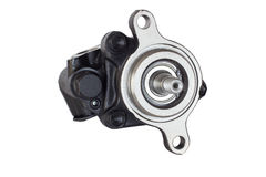 Power steering pump Royalty Free Stock Image