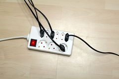 Power Strip Royalty Free Stock Photos