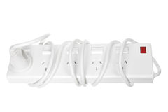 Power Strips Stock Photo