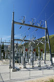 Power substation Stock Images