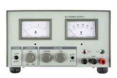 Power supply Stock Image
