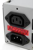 Power supply Stock Photo