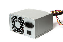 Power supply unit Royalty Free Stock Photos