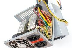 Power supply unit Royalty Free Stock Image