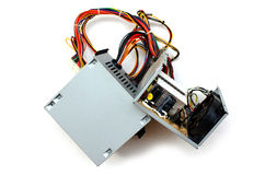 Power supply unit Royalty Free Stock Photography