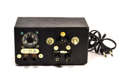 Power Supply - vintage Royalty Free Stock Image