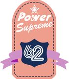 Power supreme Stock Photo