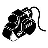 Power tool icon, simple style Royalty Free Stock Image