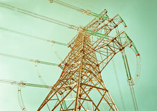 Power Tower Stock Image
