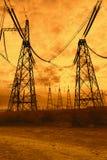 Power Tower Stock Image