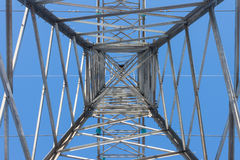 Power Tower Royalty Free Stock Photos