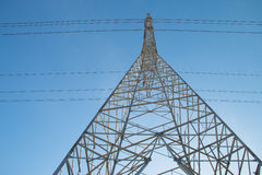 Power tower Royalty Free Stock Photo