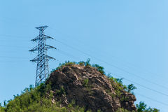 Power tower Stock Photography