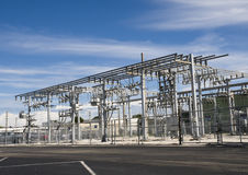 Power Transformer Royalty Free Stock Photography