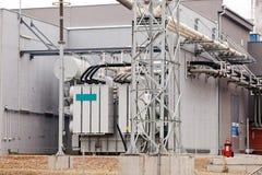 power transformer Stock Photos