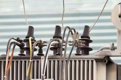 Power transformer Royalty Free Stock Photo