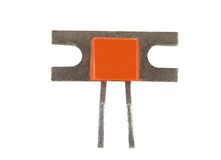 The power transistor Stock Images